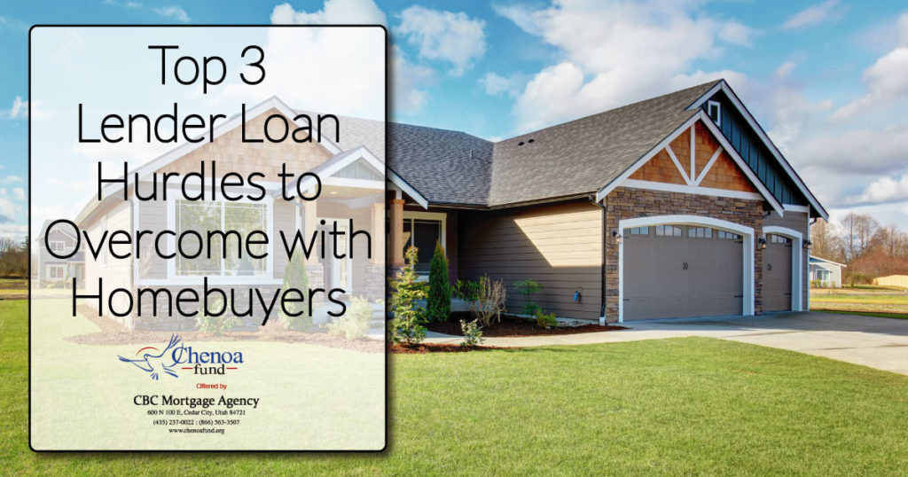 Lender Loan Hurdles